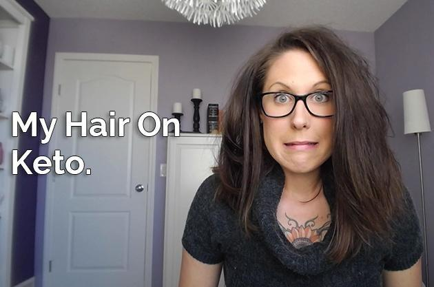 Video: What Happened To My Hair On Keto