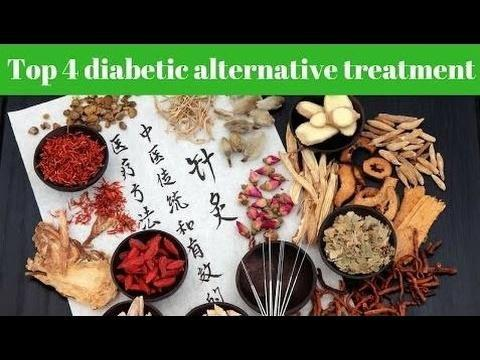 Alternative Therapies Useful In The Management Of Diabetes: A Systematic Review