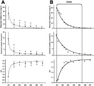 Management Of Metformin-associated Lactic Acidosis By Continuous Renal Replacement Therapy