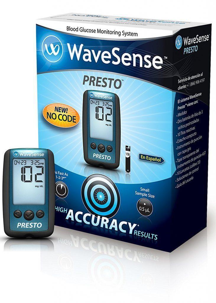 No Code Glucose Meter Reviews