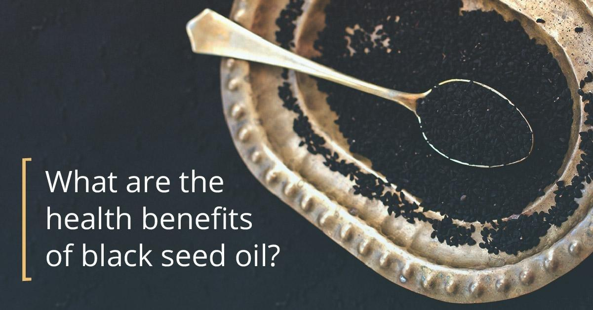 Black Seed Oil Benefits For Diabetes