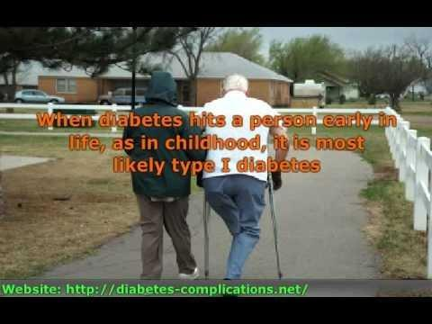 Uncontrolled Diabetes Complications