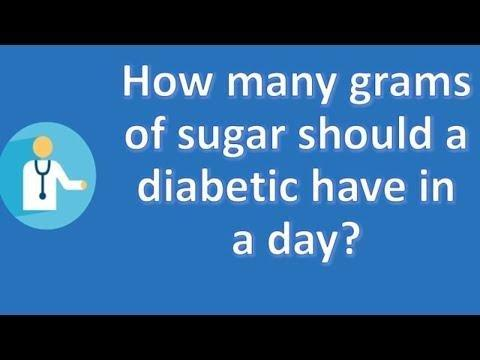 How Many Carbohydrates Should A Diabetic Have In A Day?