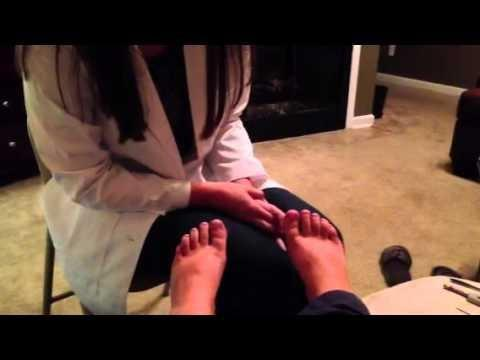 Diabetic Foot Exam Documentation