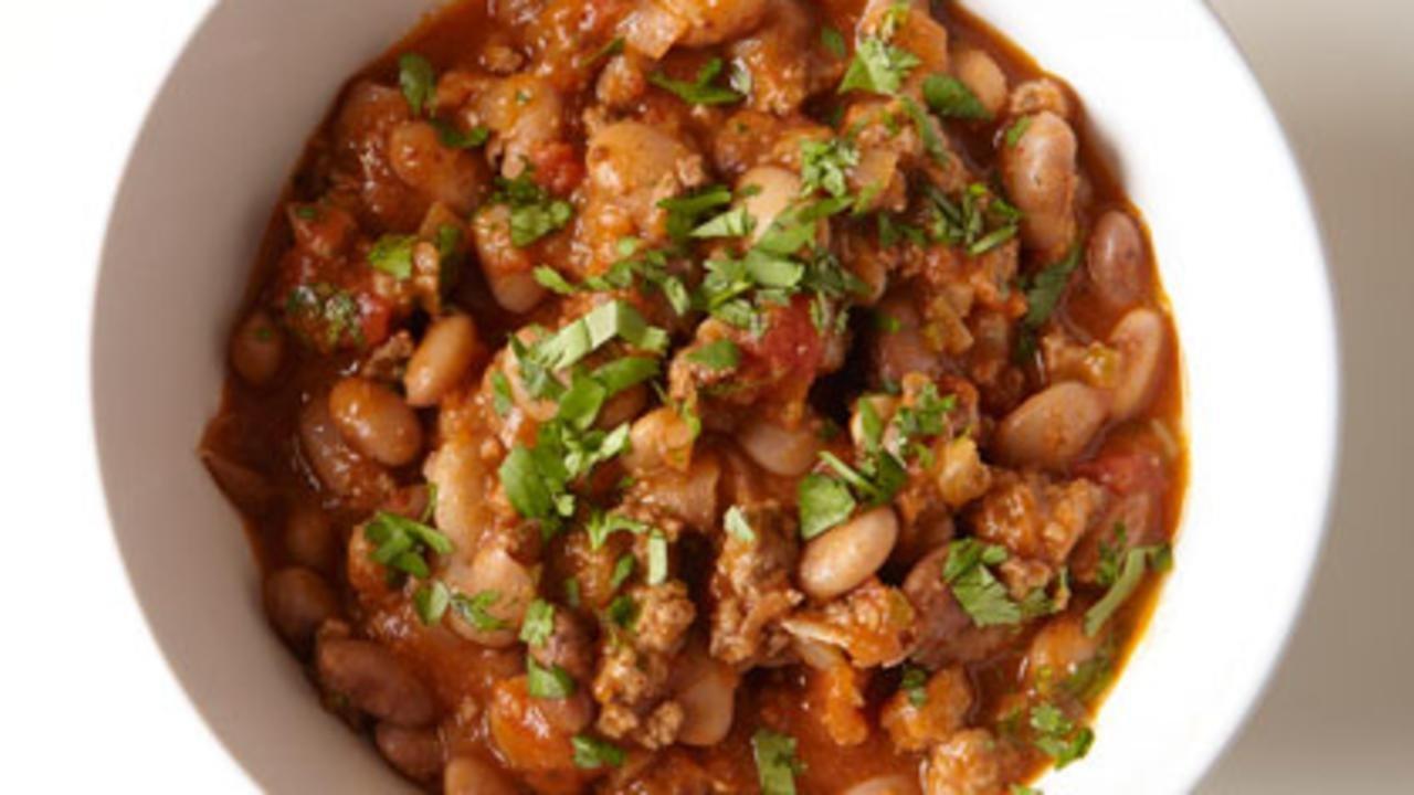 Chili From Scratch Recipe - Health
