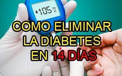 Como Eliminar La Diabetes En 14 Das