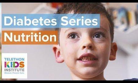 Type 1 Diabetes Diet Children