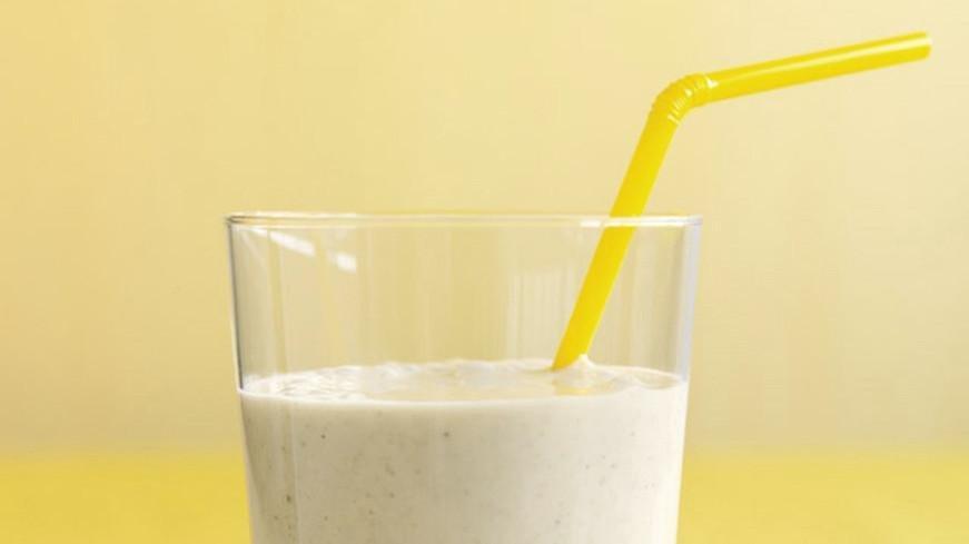 Banana-oat Smoothie