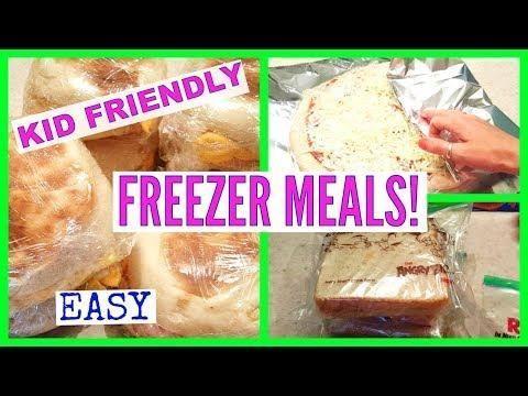 Freezer Friendly Meals For Diabetics