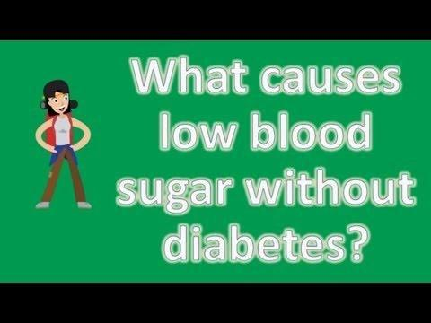 Feel Like Blood Sugar Is Low But Its Not