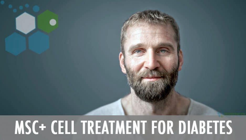 Enhanced Stem Cells For Treating Diabetes Mellitus Type 1 & 2