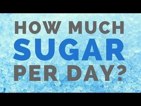 How Much Sugar Diabetes
