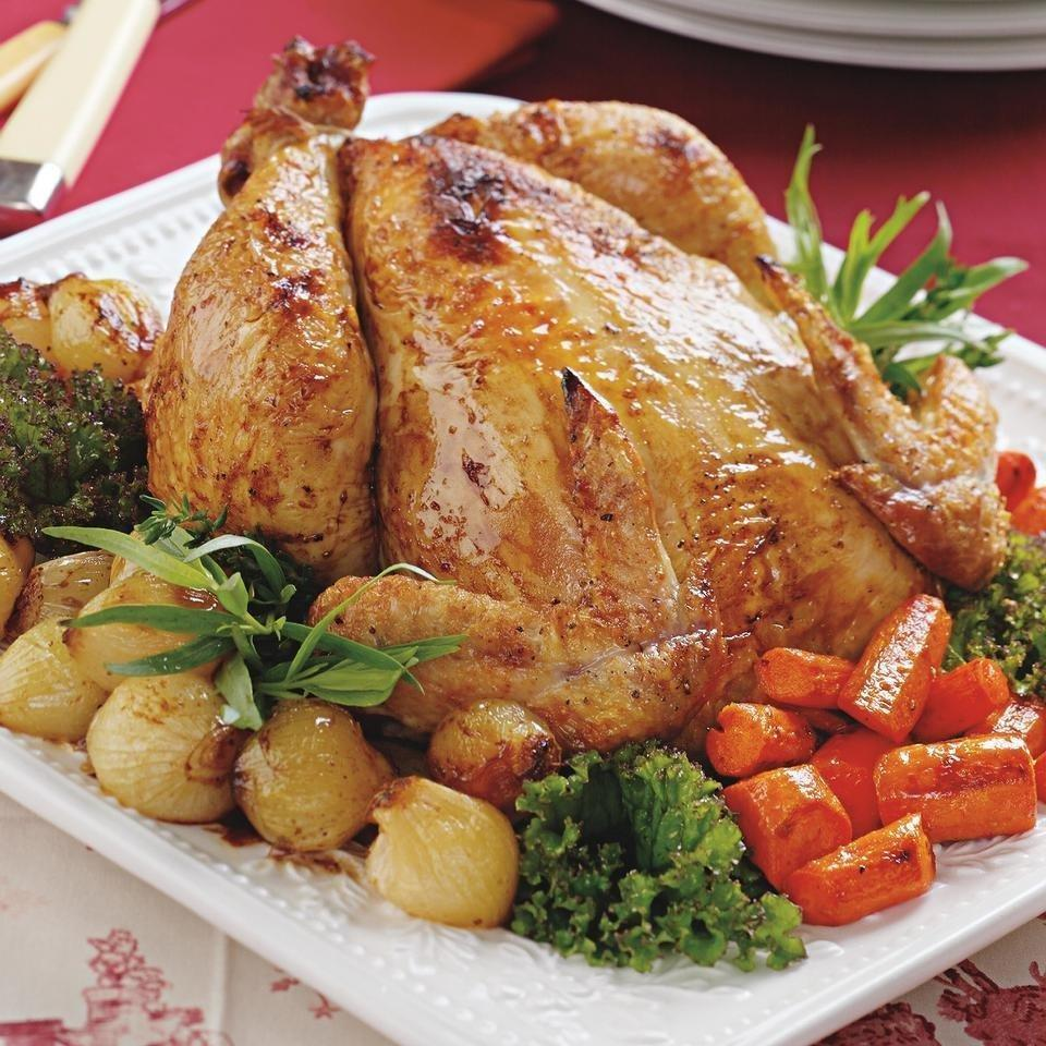 Simple Roast Chicken Recipe - Eatingwell