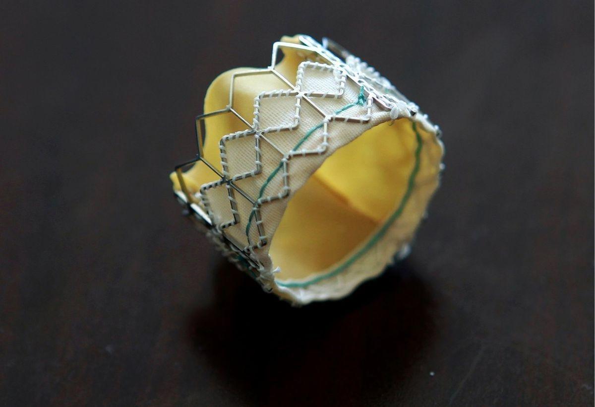 Medtronic And Irvine Heart Valve Maker Settle Patent Dispute