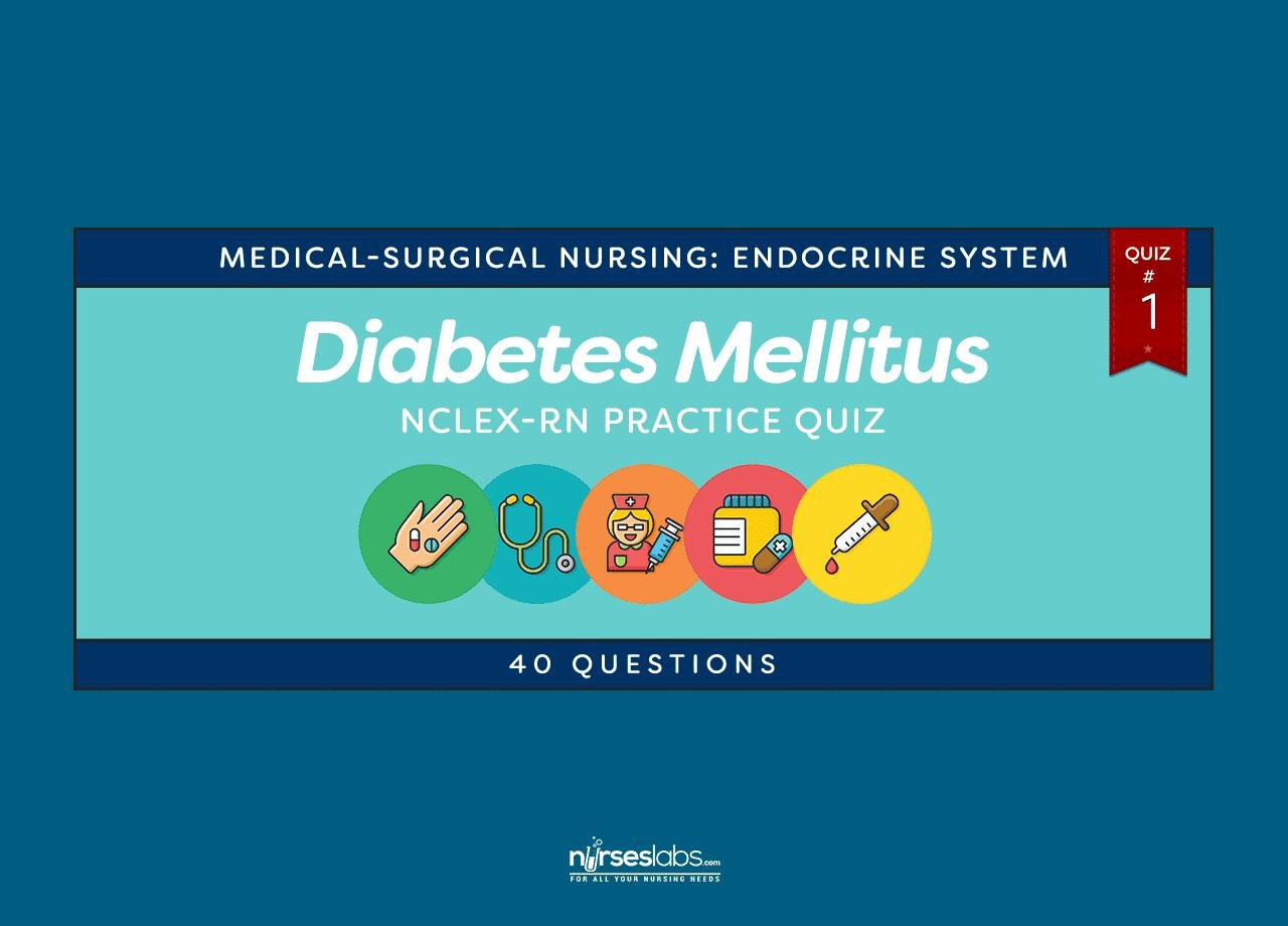 Diabetes Mellitus Question And Answer