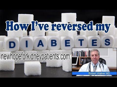 Can You Reverse Diabetic Nephropathy?