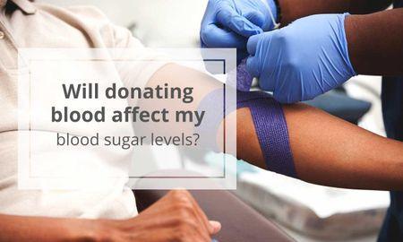Can Diabetics Donate Blood Or Plasma?
