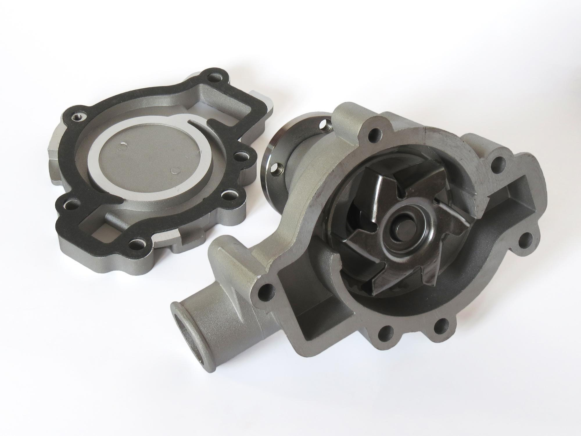 How Does A Water Pump Works In A Car?
