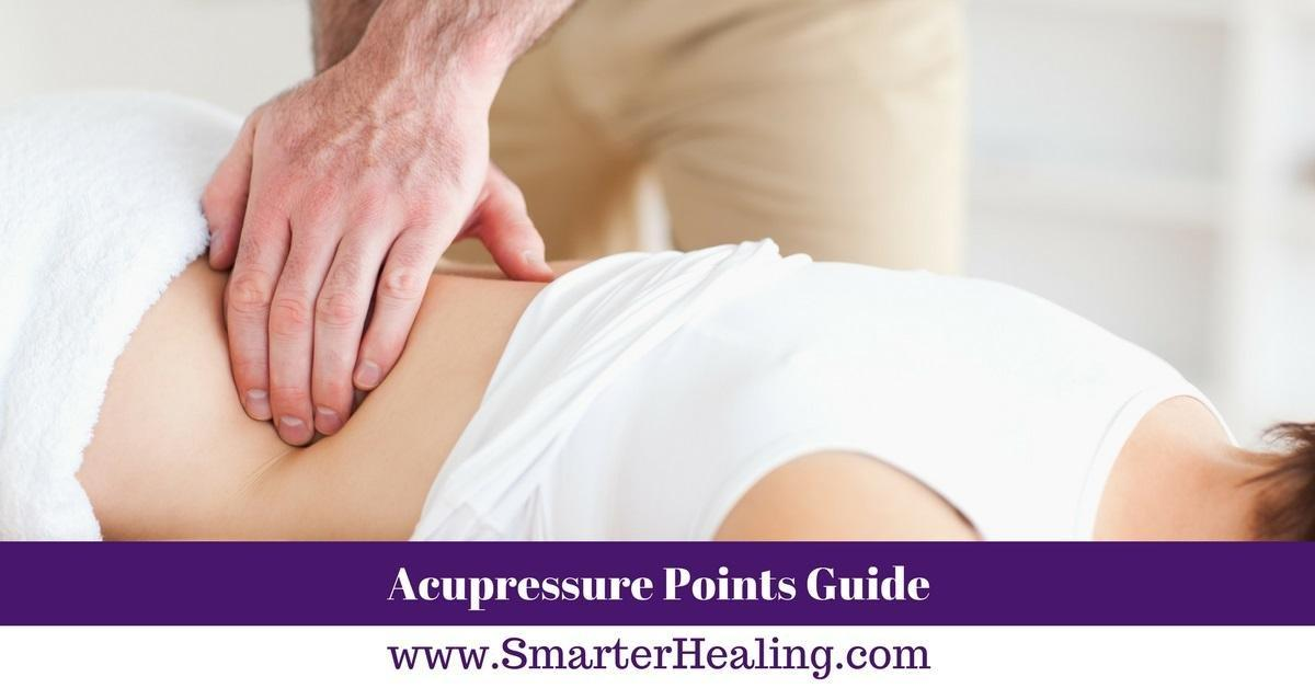 Acupressure Points Guide: 39 Points For 175 Injuries & Illnesses