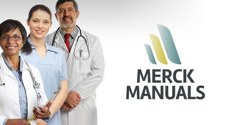 Merck And The Merck Manuals