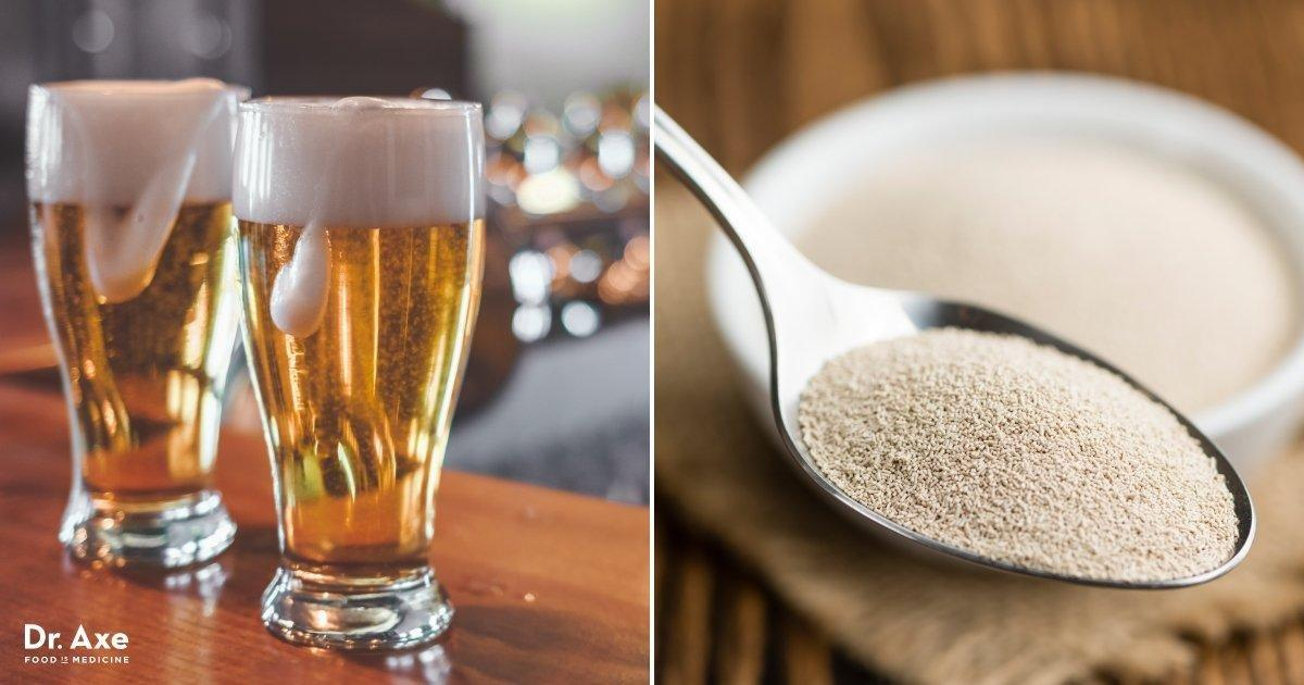 Brewer's Yeast Benefits For Digestion, Migraines & More - Dr. Axe