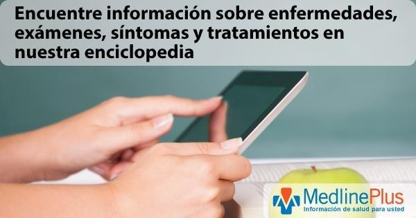 Diabetes : Medlineplus Enciclopedia Mdica