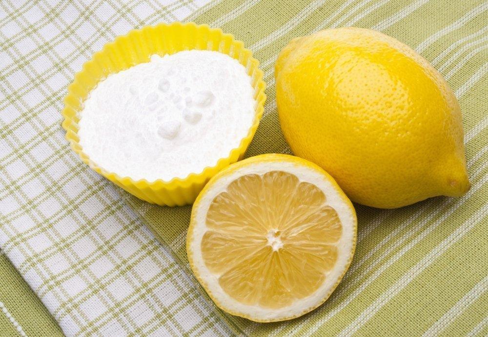 Lemon And Baking Soda Combination Saves Lives