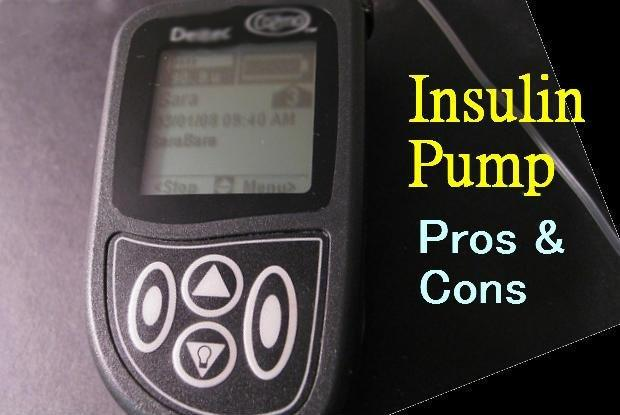Pump For Diabetes Pros And Cons
