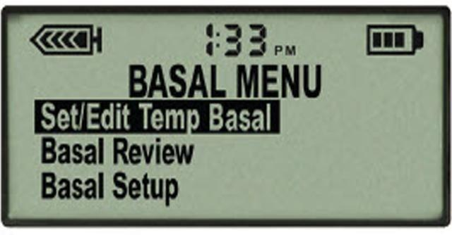 My Go-to Insulin Pump Feature: Temp Basal
