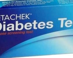 Test Yourself For Diabetes