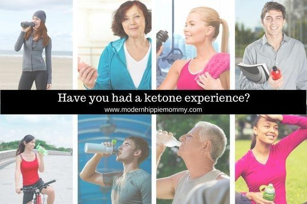 Have You Had A Ketone Experience?