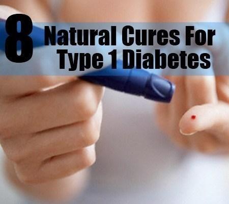Type 1 Diabetes Natural Cure