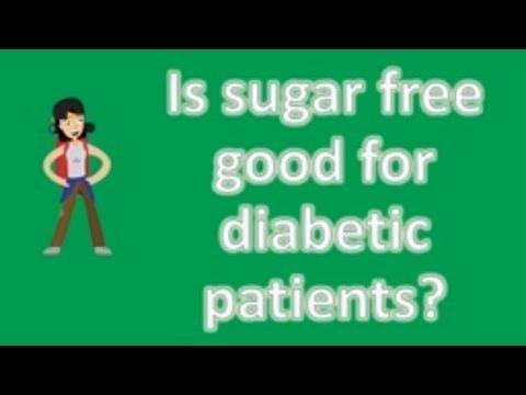 Can Diabetics Eat Sugar Free?