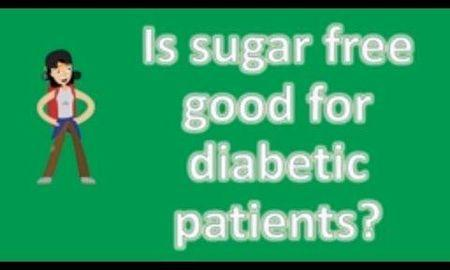 Is Sugar Free Candy Good For Diabetics