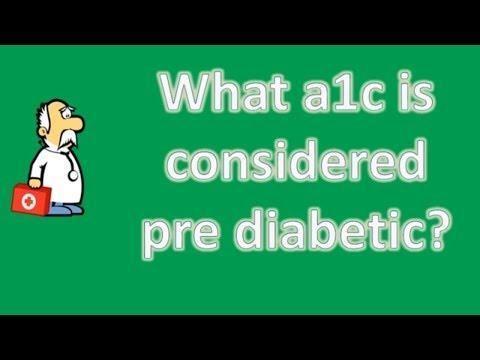 Diabetes Goals A1c