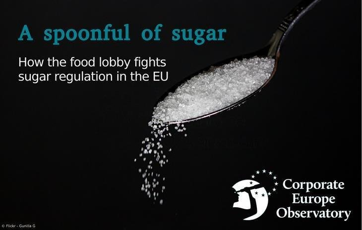 Food lobby rigs EU sugar laws while obesity and diabetes spiral out of control