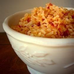 Diabetic Spanish Rice