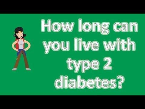 How Long A Person Can Live With Diabetes?