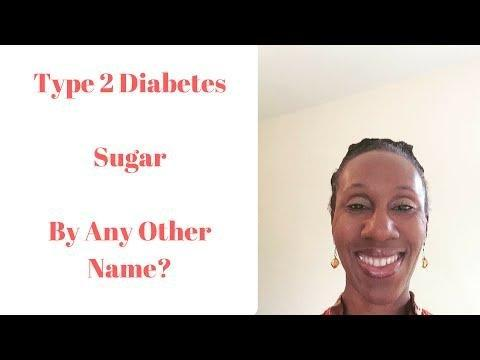 Sugar Is Sugar, By Any Other Name… Or Is It? (part 1)