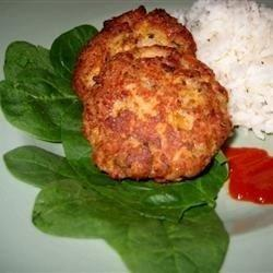 Diabetic Salmon Cakes Recipe