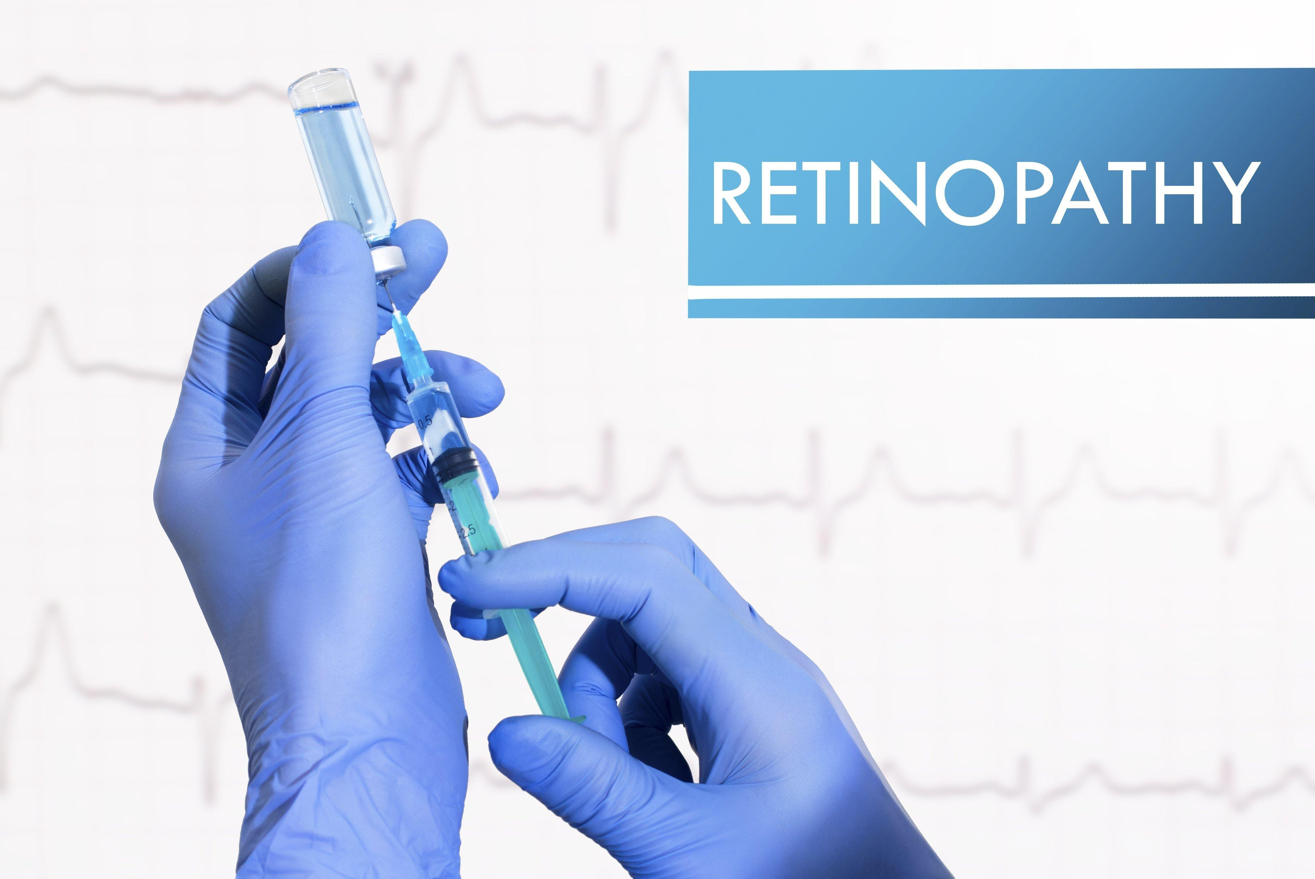 Diabetic Retinopathy Treatment Injection