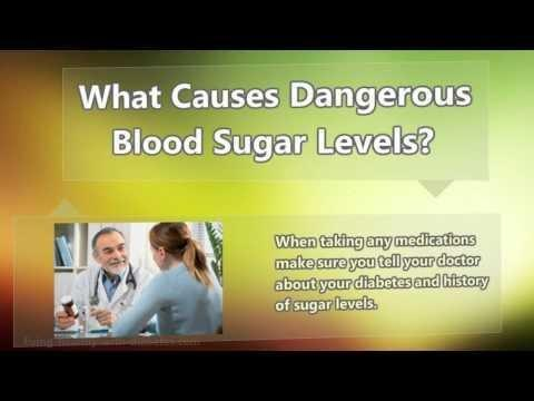 10.7 Blood Sugar Level