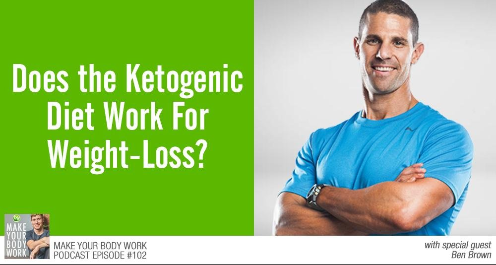 Does The Ketogenic Diet Work For Weight-loss? [podcast Episode #102]