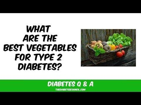 Which Vegetables Are Good For Diabetes 2?