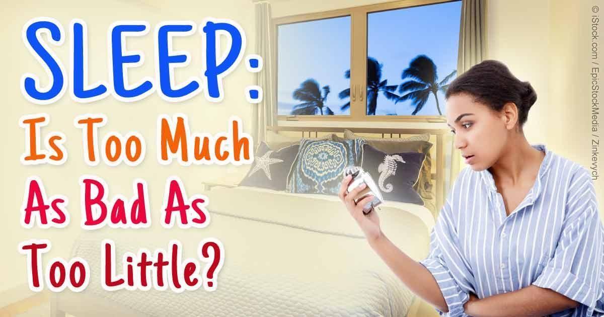 Diabetic Sleeping Too Much