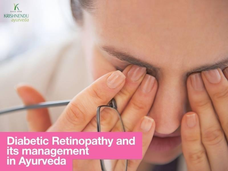 Diabetic Retinopathy Treatment In Ayurveda