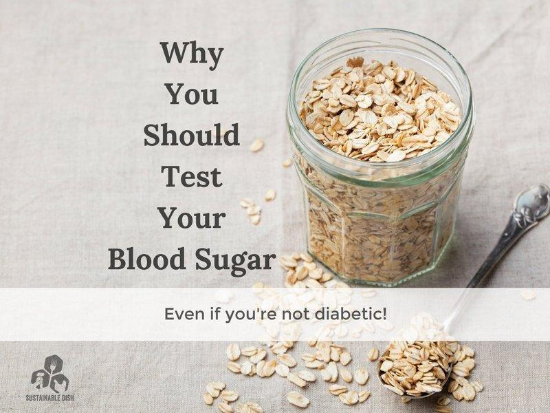 Why is it important to check your blood sugar?