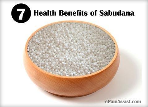 Health Benefits Of Sabudana Or Tapioca During Pregnancy & Fasting