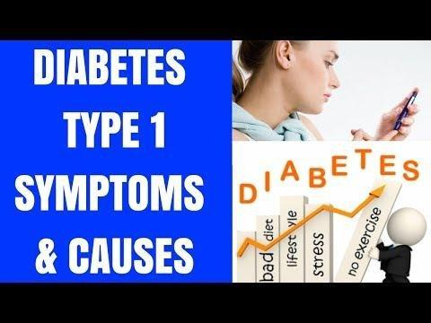 Type 2 Diabetes - Symptoms