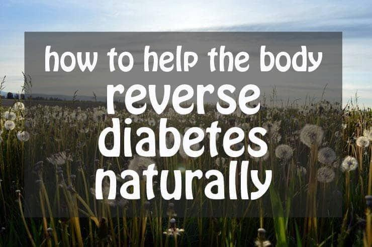 How to Help Your Body Reverse Diabetes